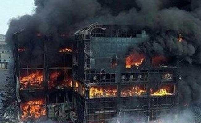 Kocaeli'deki yangında göçmen işçiler ihmalden can vermişler!