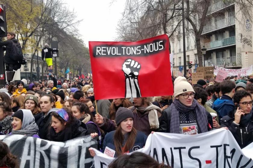 Fransa'da Genel Grev, Dikleşen Yokuşta Kararlı – Nilgün Güngör