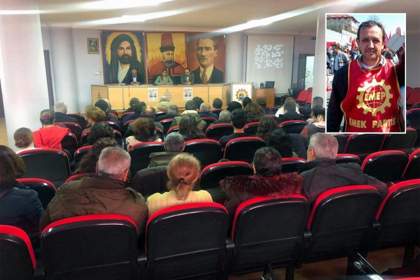 Sedat Yeşilköy anıldı: İş cinayetleri mücadeleyle engellenir