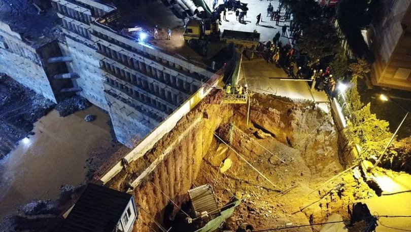 İstanbul'da özel güvenlikçilerin hayatını kaybettiği metro göçüğü davasında keşif kararı