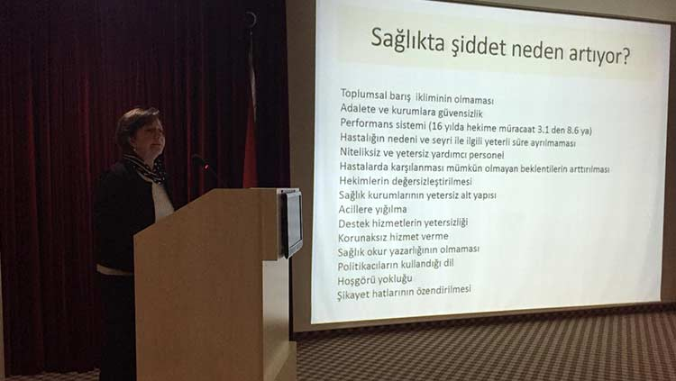 """(17) İstanbul Tabip Odası Okmeydanı EAH ve Kanuni Sultan Süleyman EAH'de """"Sağlıkta Güvenli Çalışma Eğitimi"""" Gerçekleştirdi"""