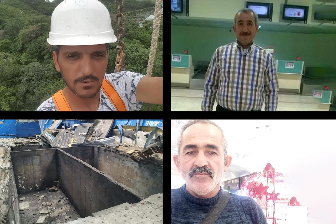 İş güvenliğinin az olduğu ülkelere çalışmaya giden Türk işçilerin cansız bedenleri geliyor