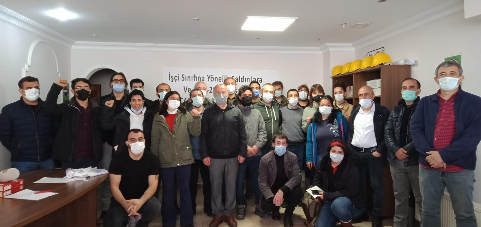 İşçi Sınıfına Yönelik Saldırılara ve Kod-29'a Karşı Örgütlenme ve Direnişi Büyütelim! - İstanbul İSİG Meclisi
