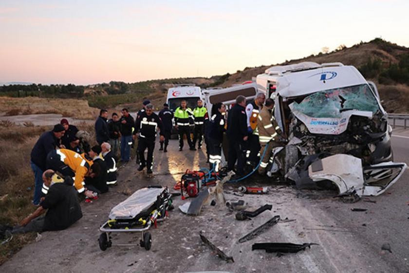 İSİG Meclisi'nden Zafer Güzey: Servis kazalarında patronun sorumluluğu ortadan kalkmaz