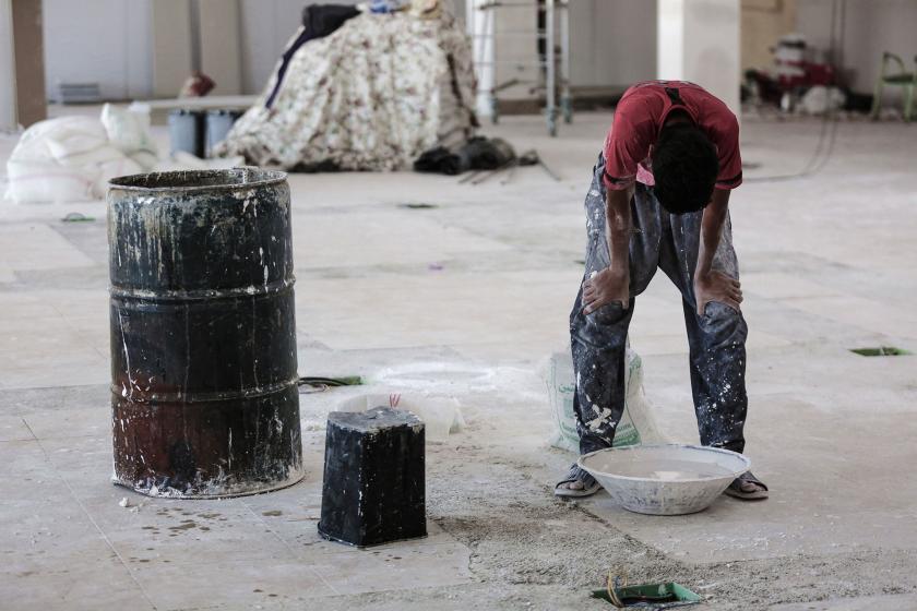 Pandemi'de Mülteci Çocuk İşçiliği Raporu - Deri Tekstil ve Kundura İşçileri Derneği
