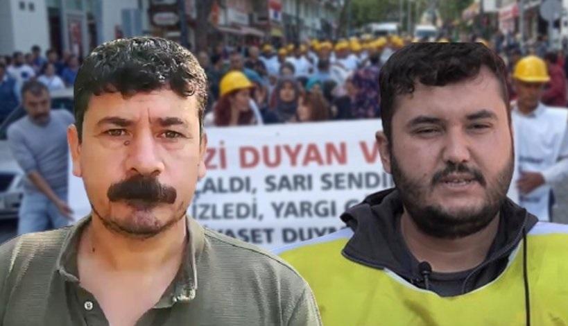 Tahir Çetin ve Ali Faik İnter, Anılarına Saygıyla... Haziran ayında 173, yılın ilk altı ayında en az 1155 işçi hayatını kaybetti