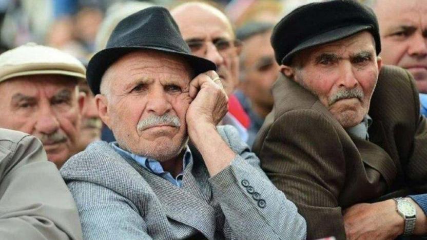 Ölesiye çalışma rejimi: Mezarda istirahat - Kansu Yıldırım